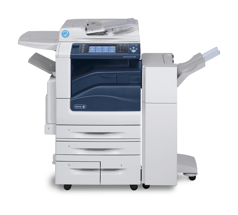 Xerox WorkCentre EC7836 & EC7856 Printers