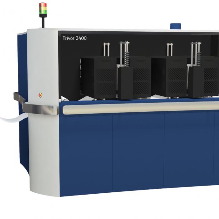 Trivor 2400 High Fusion Inkjet Press